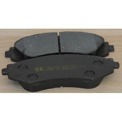 Тормозные колодки дискового тормоза LANOS