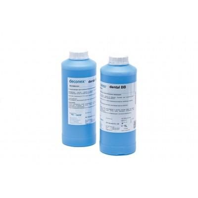 Жидкость для дезинфекции боров и инструментов Borer Chemie Deconex Dental BB
