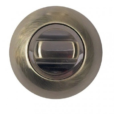 Завёртка сантехническая Bussare WC-10 Античная бронза