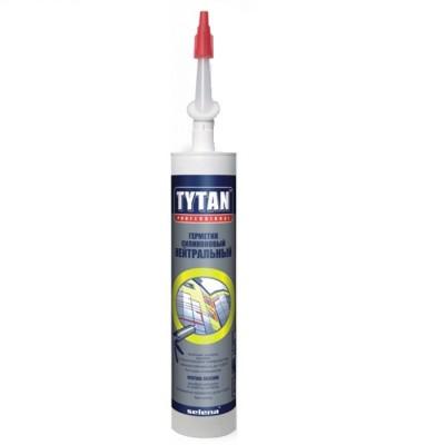 Герметик силиконовый Tytan Professional нейтральный бесцветный 310 мл