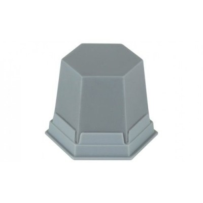 Воск моделировочный Renfert GEO Avantgarde, серый, опак, 75гр,