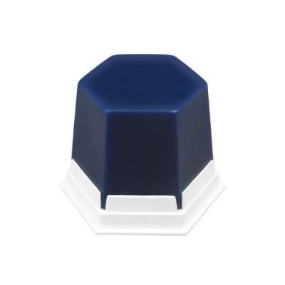 Воск моделировочный Renfert GEO Classic, синий, прозрачный, 75 г.