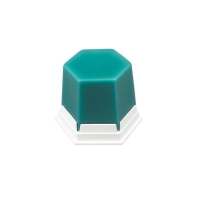 Воск моделировочный Renfert GEO Classic, зеленый, прозрачный, 75г