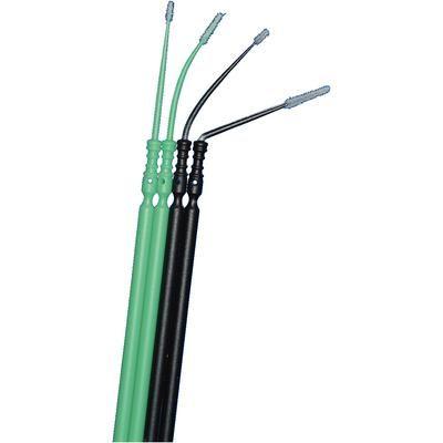 Аппликаторы Denbur Nano-Brush Green-Long