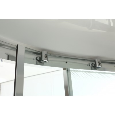 Душевая кабина Black & White Galaxy G5505-R