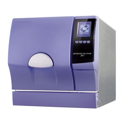 Стерилизатор паровой Cominox SterilClave 24B с принтером STER24BVP