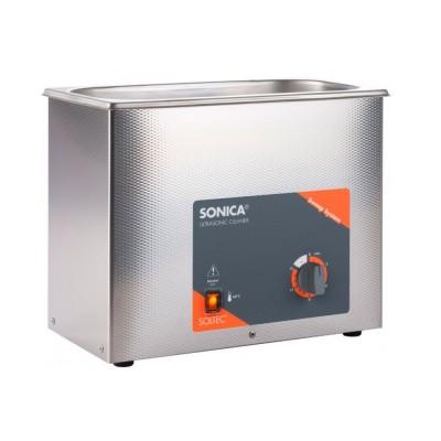 Ультразвуковая мойка Soltec Sonica 2400MH S3