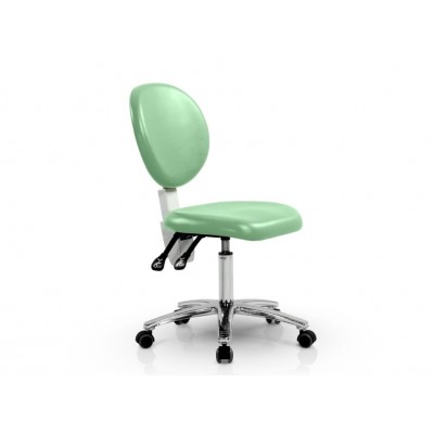 Стул врача Siger цвет зеленый перламутровый