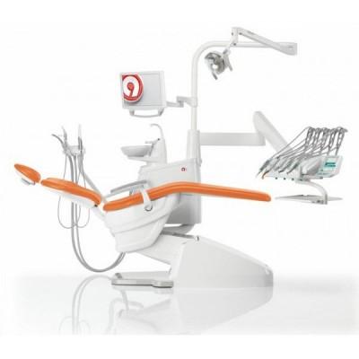 Стоматологическая установка Anthos A3 с верхней подачей